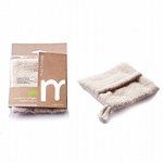 Bio Organic Cotton Soap Holder Wash Glove
